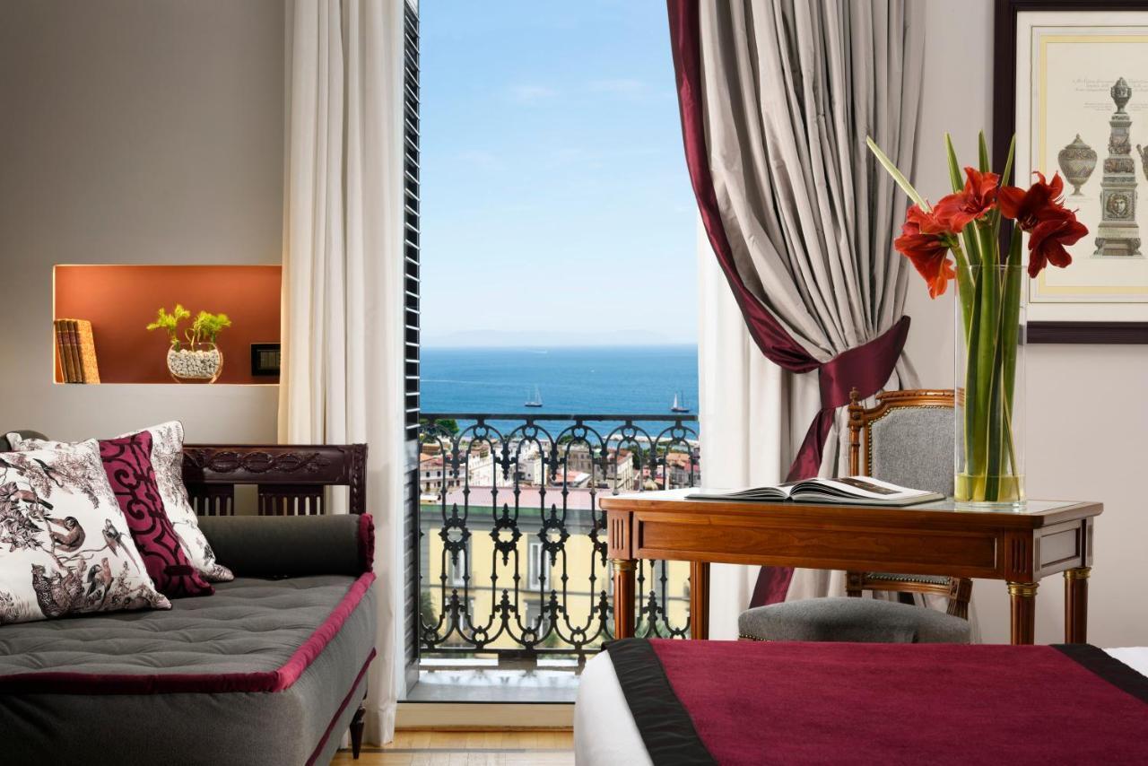 Wellnesshotel Grand Hotel Parker S Neapel Italien Escapio